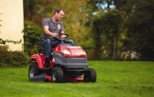 Castelgarden XD140HD mower