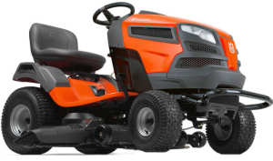 Husqvarna TS243T Ride on mower