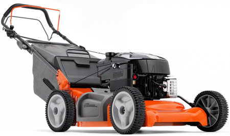 Husqvarna R52S petrol lawnmower