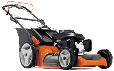 Husqvarna R53V petrol lawnmower