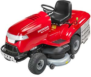 Honda HF2622 Ride on lawnmower