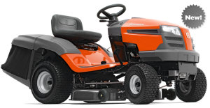 Husqvarna TC138 ride on lawnmower
