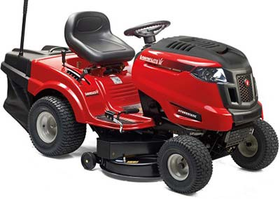 Lawn King LN165H ride on mower