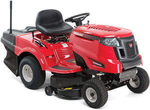 Lawn King RE130H ride on lawnmower