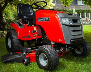 Snapper ESPX17542 ride on mower