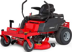 Snapper ZTX150 zero turn mower